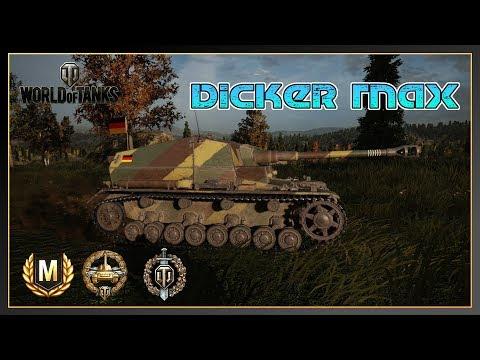 World of Tanks // Dicker Max // Ace Tanker // Top Gun // Xbox One