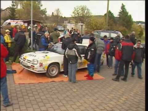 Opel manta 400 - Rallye Köln Ahrweiler 2005