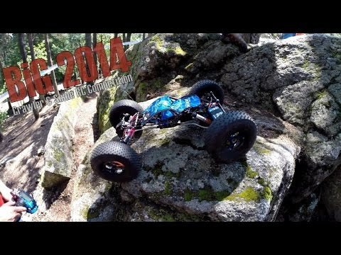 BiG 2014 The French Crawler & Scale RC Competition