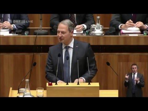 Schieder würdigt Arbeit von Ban Ki-moon und UN im Hohen Haus