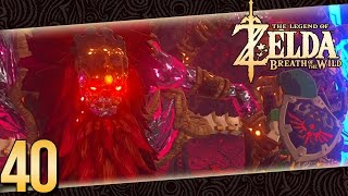 Zelda Breath Of The Wild Parte 40 Español a Derrotar a Ganon