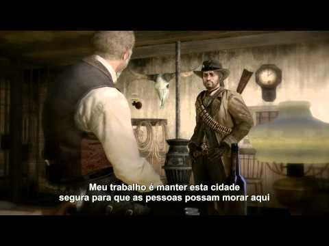 A Short Film Made From Red Dead Redemption - Legendado em PTBR 01 de 03