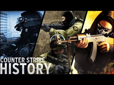 History of - Counter Strike (1999-2015)