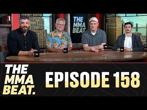 The MMA Beat Live - August 10, 2017