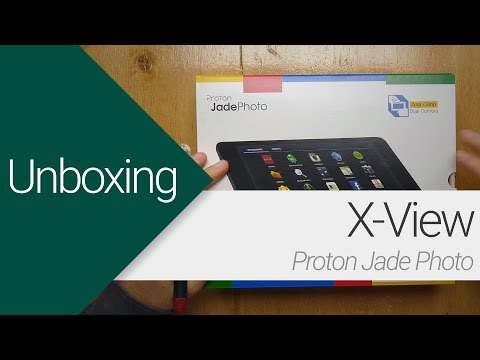 [Unboxing] X-View Proton Jade Photo