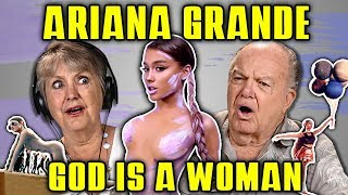 Download Lagu ELDERS REACT TO ARIANA GRANDE - GOD IS A WOMAN Gratis STAFABAND