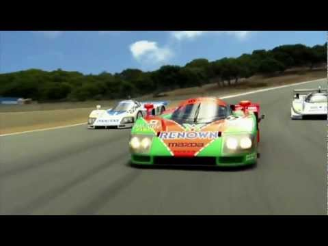 Mazda's 20th Anniversary of LeMans Win &mdash; SPEED Channel | Mazda USA