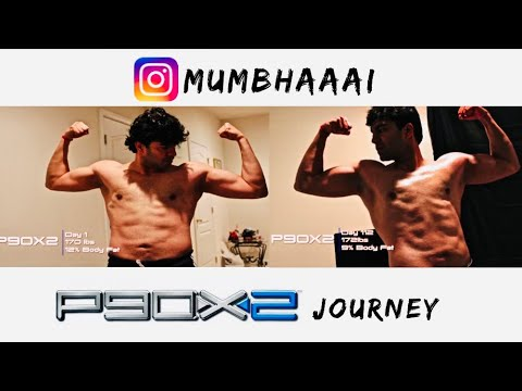 P90X2 Transformation -- FitnessYodha.Com -- P90X P90X2 Body Beast Insanity Asylum Workout