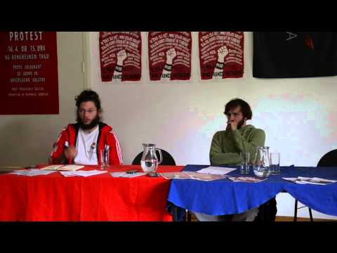Rezistenca - Dialog tribuna radio študent