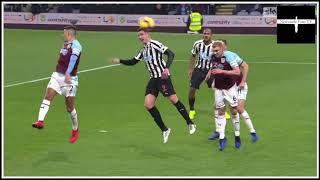 Analysing the goals | Burnley 1-2 Newcastle United