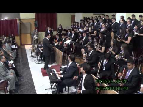 Coro De La Juventud en Concierto
