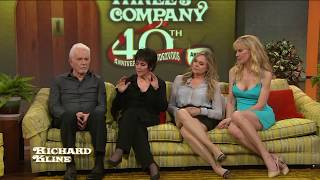 Three 39 S Company 40th Anniversary Cast Reunion For Antenna Tv