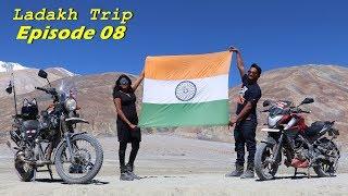 Khardung La & Pangong Lake is The Most Beautiful Places in Ladakh