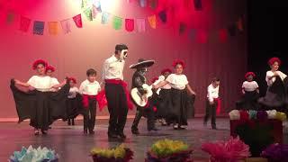 """""""The World is Mi Familia"""" & """"Un Poco Loco"""" from Disney movie """"COCO"""" Mother's Day Presentation"""