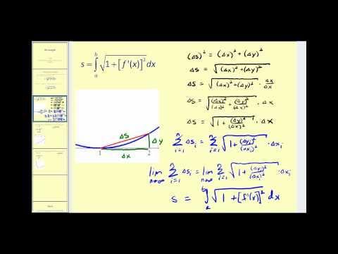 Arc Length - Part 1 of 2