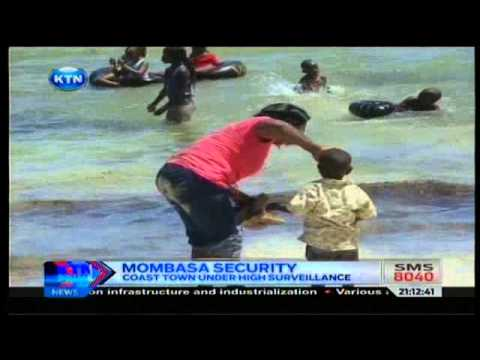 News : Tourist numbers soar in Mombasa