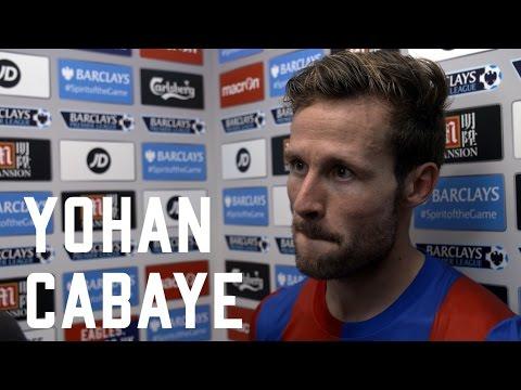 Yohan Cabaye post-WBA