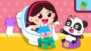 Baby Panda Care: Daily Habits - Kids Learn Good Habits - Games For Kids - BabyBus Kids Games