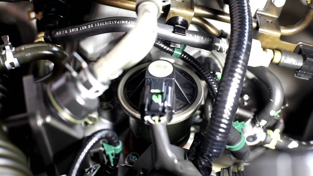 2003-2007 Honda Accord Engine Anatomy - YouTube