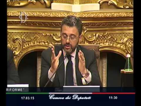 Roma - L'emergenza del cambiamento e l'urgenza delle riforme (17.03.15)