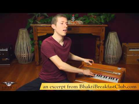 Harmonium 205 - Song: Ma Durga - In The Bhakti Breakfast Club video