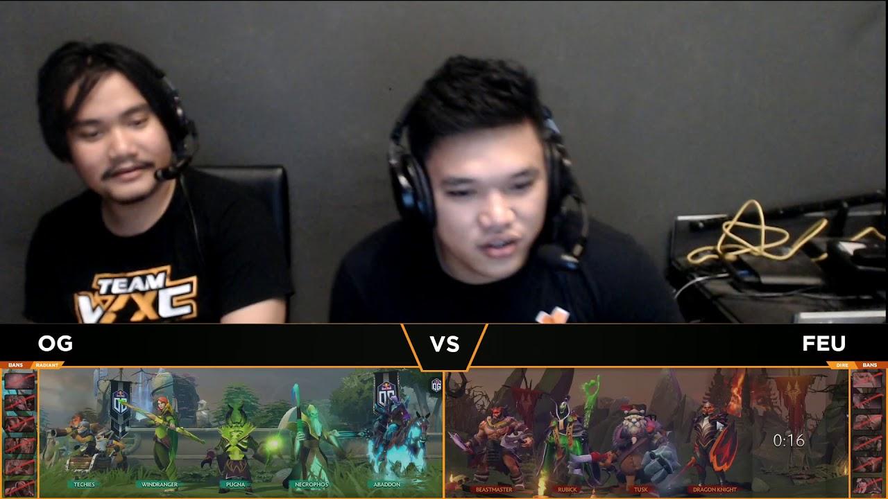 OG vs FEU l The Duel Showmatch