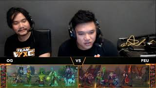 OG vs FEU l The Duel Showmatch