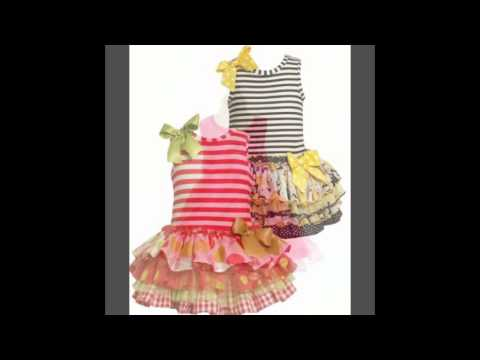 One Year Old Birthday Party Dresses 2014