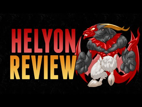Helyon Review - Miscrits SK