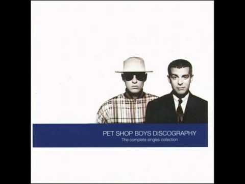 Pet Shop Boys - Suburbia