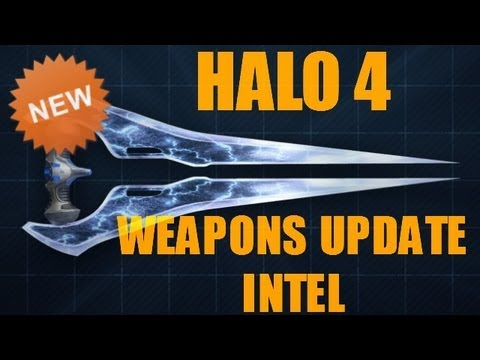 Newest Weapon Update Info (Halo 4)