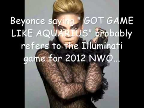 Beyonce Exposed Subliminal 2012