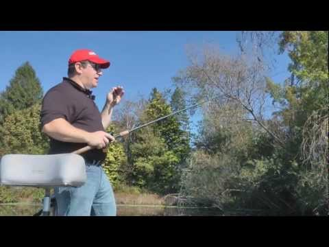 Pitching and Skipping with a Baitcasting Reel