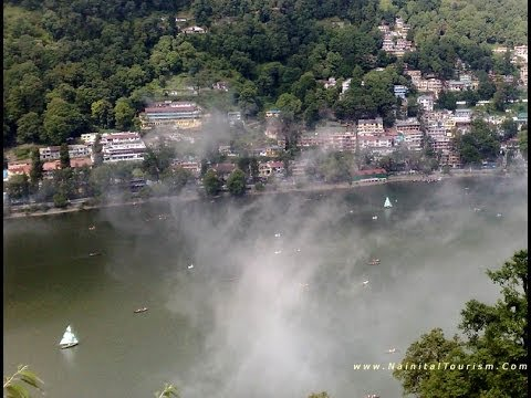 NAINITAL - MONSOON - THE LAKE DISTRICT OF INDIA - NAINITAL TOURISM
