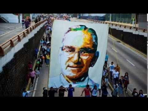 Salvadorean Archbishop Oscar Romero 'a martyr'   Pope Francis 24/7 News Online