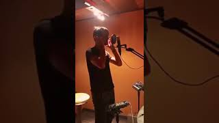 Matteo Bocelli 39 Fall On Me 39 Vocal Recordings