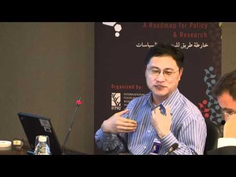 Food Secure Arab World (English) - Xiaobo Zhang