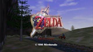 20 Jahre ZELDA Ocarina of Time (N64)