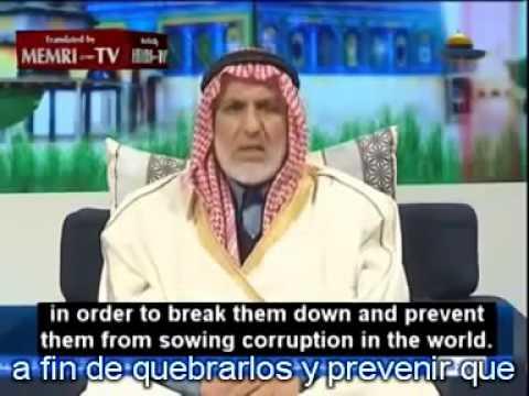 Parlamentario de Hamas Al Astal - Debemos masacrar a los judíos