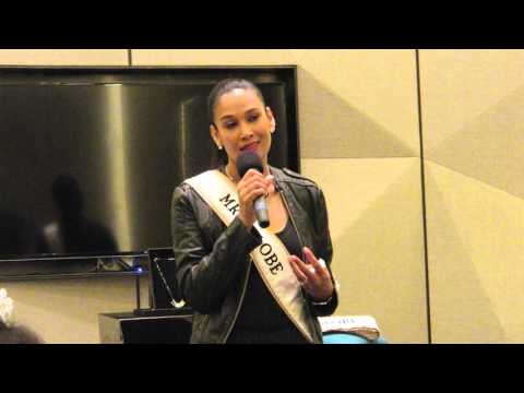 Mrs Globe Riana Mooi - Her story and passion (Part 2 of 2)