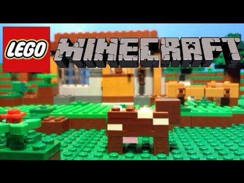 Lego Minecraft: A Cave Adventure