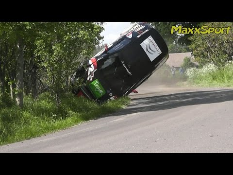 Rally Crash Compilation 2014 Part 2