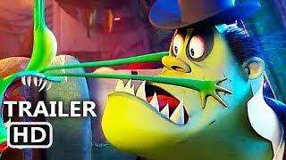 "HOTEL TRANSYLVANIA 3 ""Airplane Danger"" Trailer (2018) Animated Movie HD"