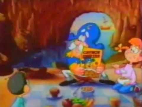 Captain Crunch Commercial Captain Crunch Crunch Berries