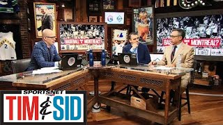Is This Crazy Plan In Tampa Signalling Montreal's Return To MLB? | Tim and Sid