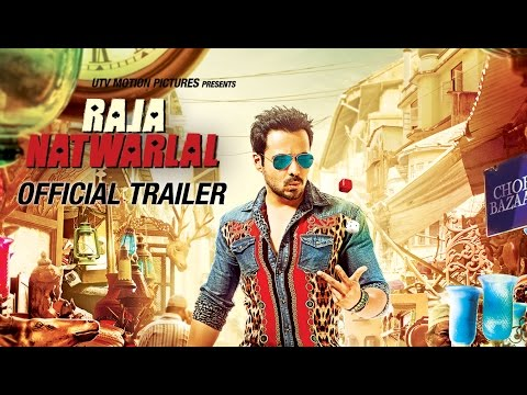 Raja Natwarlal Official Trailer | Emraan Hashmi, Humaima Malick | Releasing - August 29