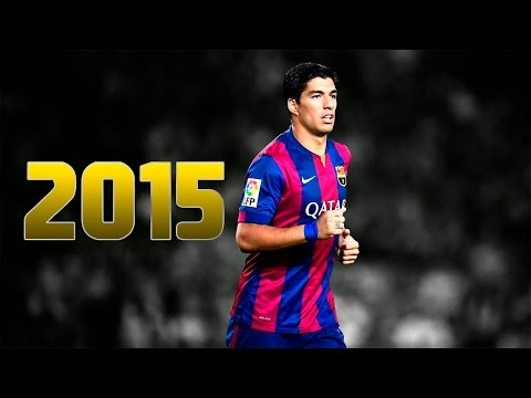 Luis Suárez | Goals, Skills, Assists, Passes, Tackles | Barcelona and Uruguay | 2014/2015 (HD)