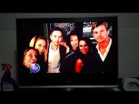 "Jason Smith on ""The Daily Edition"" Show Australia (15/4/16)"