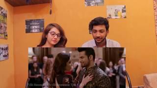 Pakistani Reacts To   Hue Bechain   Ek Haseena Thi Ek Deewana Tha   Music - React Action Reaction