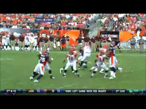 Andy Dalton Bengal Highlights